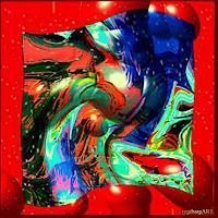 regibarg-Diverse-Weltraum-Skurril-Gegenwartskunst--Postsurrealismus