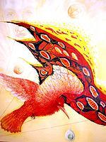 regibarg-Mythologie-Natur-Feuer-Gegenwartskunst--Postsurrealismus