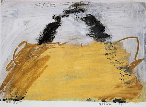 Rolf Blösch, o.T, Abstraktes