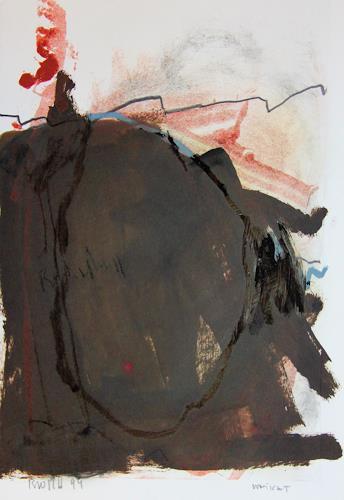 Rolf Blösch, O.T., Abstraktes
