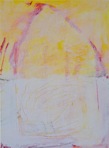 Rolf Blösch, O/T, Abstraktes