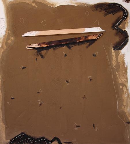 Rolf Blösch, o.t., Abstraktes, Gegenwartskunst