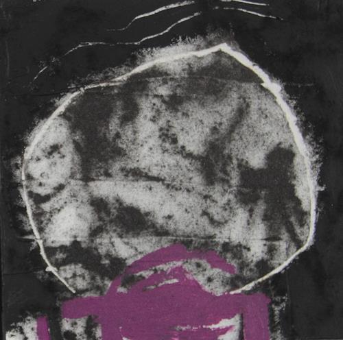 Rolf Blösch, o.T., Abstraktes, Diverses, Informel