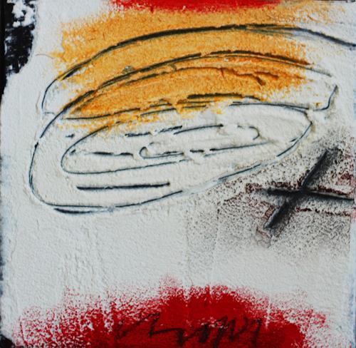Rolf Blösch, POSITIVE ERINNERUNG, Abstraktes, Gefühle: Freude