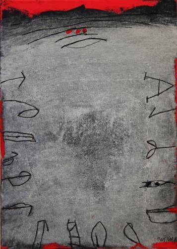 Rolf Blösch, 0.T., Abstraktes, Diverses, Gegenwartskunst