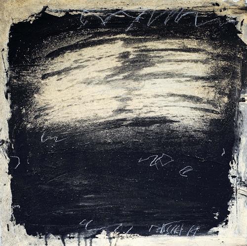 Rolf Blösch, O.T., Abstraktes, Poesie, Gegenwartskunst