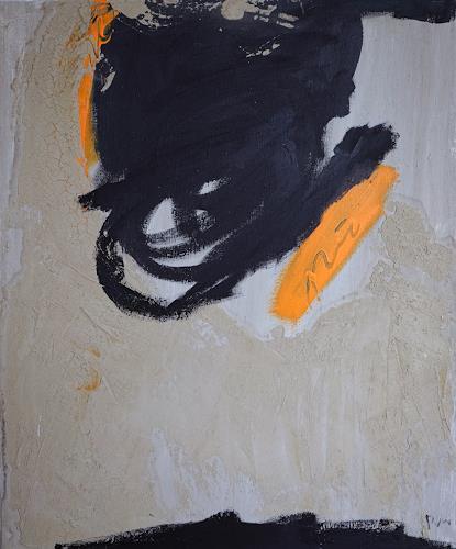 Rolf Blösch, ot., Abstraktes, Gefühle, Informel, Abstrakter Expressionismus