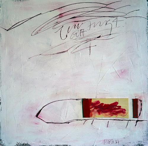 Rolf Blösch, Dampfventil, Technik, Gefühle, Abstrakte Kunst