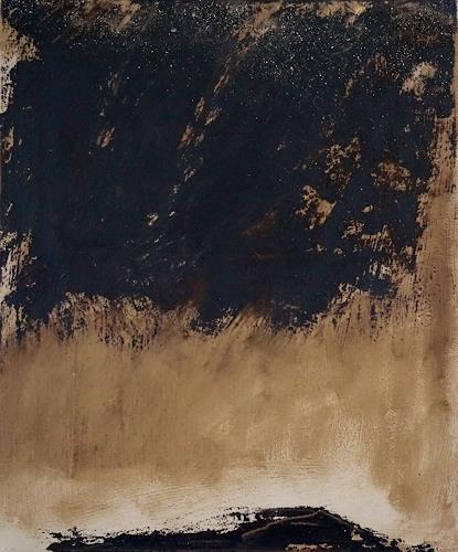 Rolf Blösch, O.T., Abstraktes, Gefühle, Informel, Abstrakter Expressionismus