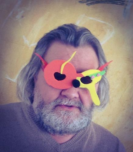 Rolf Blösch, die Maske, Poesie, Stilleben, Naturalismus
