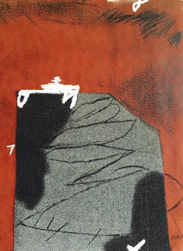 Rolf Blösch, Thermik, Abstraktes, Bewegung, Informel, Expressionismus