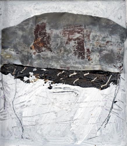 Rolf Blösch, OT, Abstraktes, Fantasie, Abstrakte Kunst