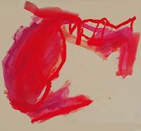 Rolf-Bloesch-1-Fantasie-Abstraktes-Moderne-Abstrakte-Kunst-Informel