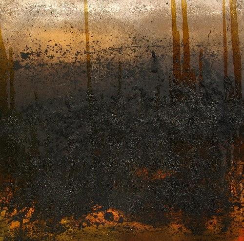 Detlev Eilhardt, Schau hin, Michl, Abstraktes, Diverse Gefühle, Abstrakter Expressionismus