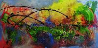 Detlev-Eilhardt-1-Abstraktes-Essen-Moderne-Expressionismus-Abstrakter-Expressionismus
