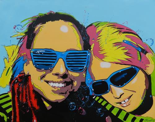 Detlev Eilhardt, Wir sind jung, Menschen: Gesichter, Zeiten: Heute, Pop-Art