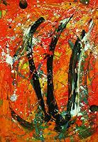 Detlev-Eilhardt-1-Glauben-Abstraktes-Moderne-Expressionismus-Abstrakter-Expressionismus