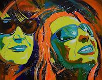 Detlev-Eilhardt-1-Menschen-Gesichter-Gefuehle-Liebe-Moderne-Pop-Art