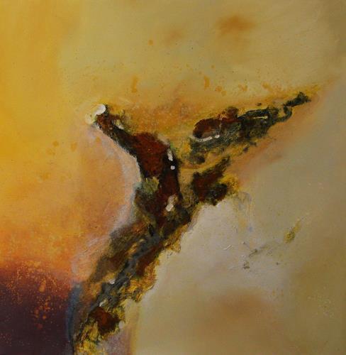 Detlev Eilhardt, Gib, Abstraktes, Glauben, Abstrakter Expressionismus
