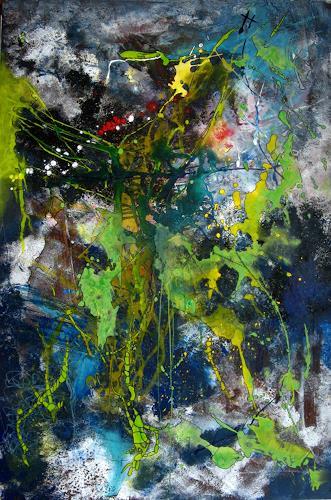 Detlev Eilhardt, Possibility, Abstraktes, Religion, Abstrakter Expressionismus
