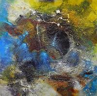 Detlev-Eilhardt-1-Abstraktes-Diverse-Gefuehle-Moderne-Expressionismus-Abstrakter-Expressionismus