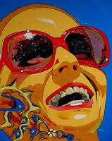 Detlev-Eilhardt-1-Gefuehle-Freude-Menschen-Frau-Moderne-Pop-Art