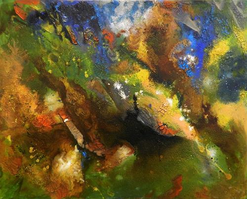 Detlev Eilhardt, We are, Abstraktes, Glauben, Abstrakter Expressionismus, Expressionismus