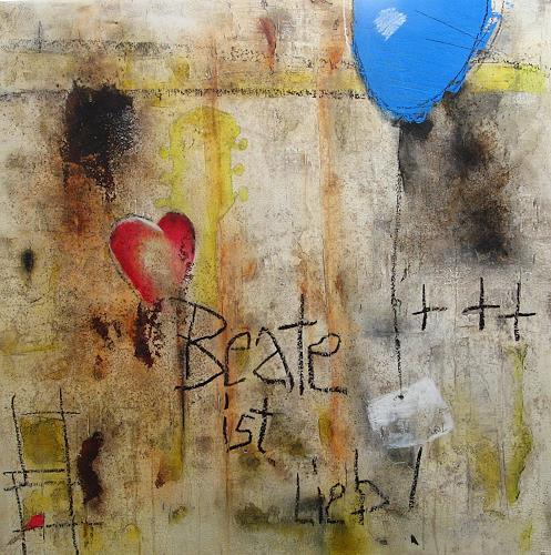 Detlev Eilhardt, Beate ist lieb, Humor, Gesellschaft, Neuzeit, Expressionismus