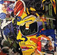 Detlev-Eilhardt-1-Menschen-Frau-Dekoratives-Moderne-Pop-Art
