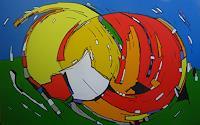 Detlev-Eilhardt-1-Bewegung-Abstraktes-Moderne-Pop-Art