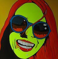 Detlev-Eilhardt-1-Menschen-Frau-Menschen-Portraet-Moderne-Pop-Art