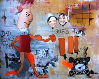 Detlev-Eilhardt-1-Diverse-Menschen-Skurril-Moderne-Pop-Art