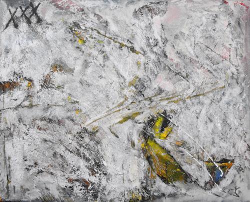 Detlev Eilhardt, TIDE, Abstraktes, Fantasie, Abstrakter Expressionismus, Expressionismus