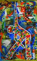 Detlev-Eilhardt-1-Menschen-Frau-Freizeit-Moderne-Pop-Art