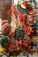 Detlev-Eilhardt-1-Menschen-Kinder-Abstraktes-Moderne-Expressionismus-Neo-Expressionismus