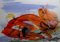 Detlev-Eilhardt-1-Menschen-Kinder-Landschaft-Strand-Gegenwartskunst-Neo-Expressionismus
