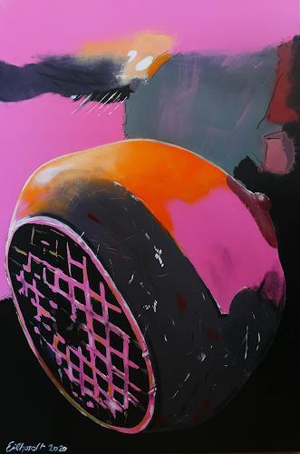 Detlev Eilhardt, Muttermilch, Gesellschaft, Symbol, expressiver Realismus, Abstrakter Expressionismus