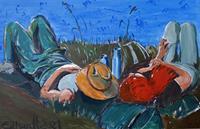 Detlev-Eilhardt-1-Menschen-Paare-Gefuehle-Liebe-Moderne-Expressionismus-Neo-Expressionismus