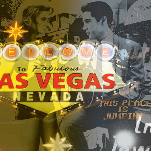 exclusiveart.ch, Vegas Baby, Dekoratives, Fashion, Pop-Art, Expressionismus