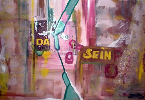 Bianka Ahlgrimm, DaSein, Abstraktes, Fantasie, Moderne