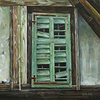 Konrad-Zimmerli-Bauten-Haus-Dekoratives-Moderne-Abstrakte-Kunst