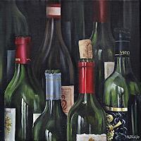 Konrad Zimmerli, Flasche leer....