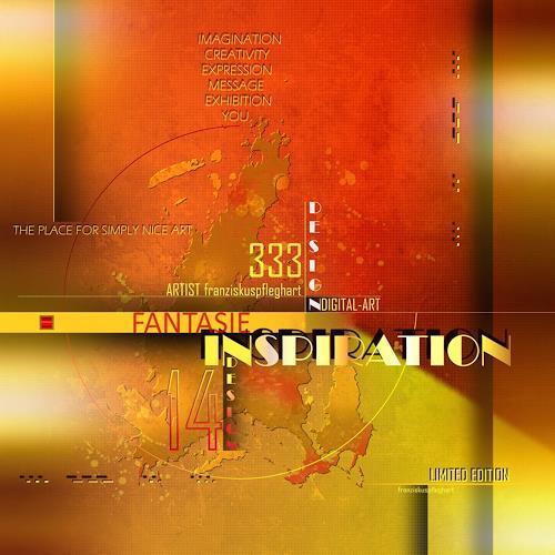 Franziskus Pfleghart, INSPIRATION, Abstraktes, Fashion, Art Déco