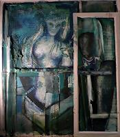 Anja-Muenter-Fantasie-Menschen-Frau-Gegenwartskunst--Gegenwartskunst-