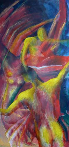 Anja Münter, unterwegs, Diverse Erotik, Bewegung