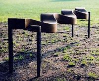 N. Weiler, Sitzobjekt für die Sinne