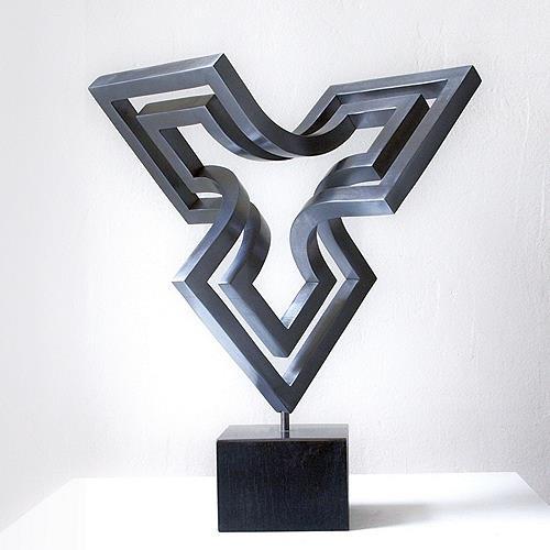 Nikolaus Weiler, schwebende zeit, Abstraktes, Bewegung, Konstruktivismus