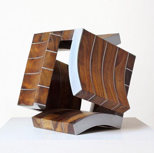 Nikolaus Weiler, Raum de Winde, Bewegung, Architektur, Abstrakte Kunst
