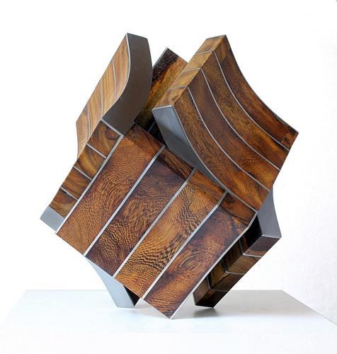 Nikolaus Weiler, Raum der Winde, Bewegung, Architektur, Abstrakte Kunst, Expressionismus