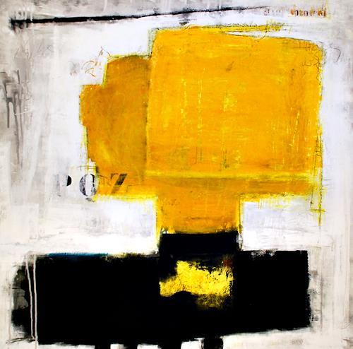 Christa Hartmann, SO ODER SO, Abstraktes, Fantasie, Moderne, Abstrakter Expressionismus